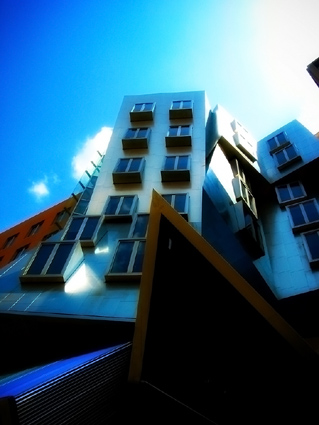 Frank Gehry Stata Center